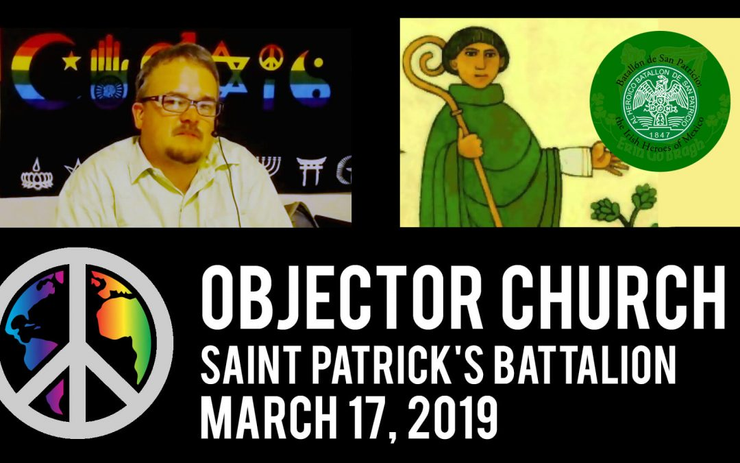 Saint Patrick and the Saint Patrick's Battalion