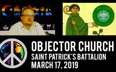 Saint Patrick and the Saint Patrick's Battalion