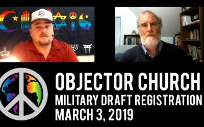Military draft registration with Edward Hasbrouck