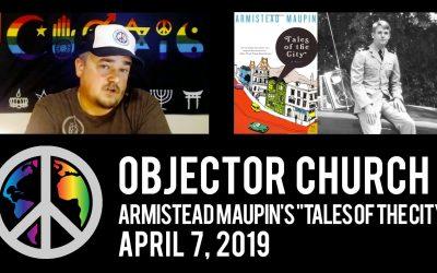 "Armistead Maupin's ""Tales of the City"""