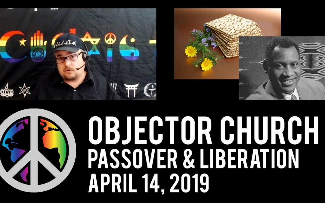 Passover and liberation